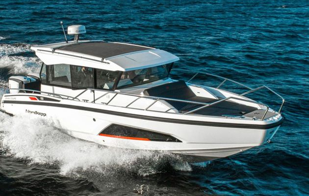 Nordkapp and Sting replace Evinrude with Mercury Marine