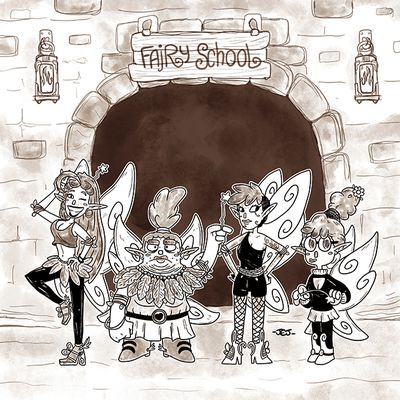 Fairyschool
