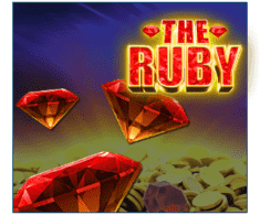 machine a sous mobile The Ruby Megaways logiciel iSoftBet