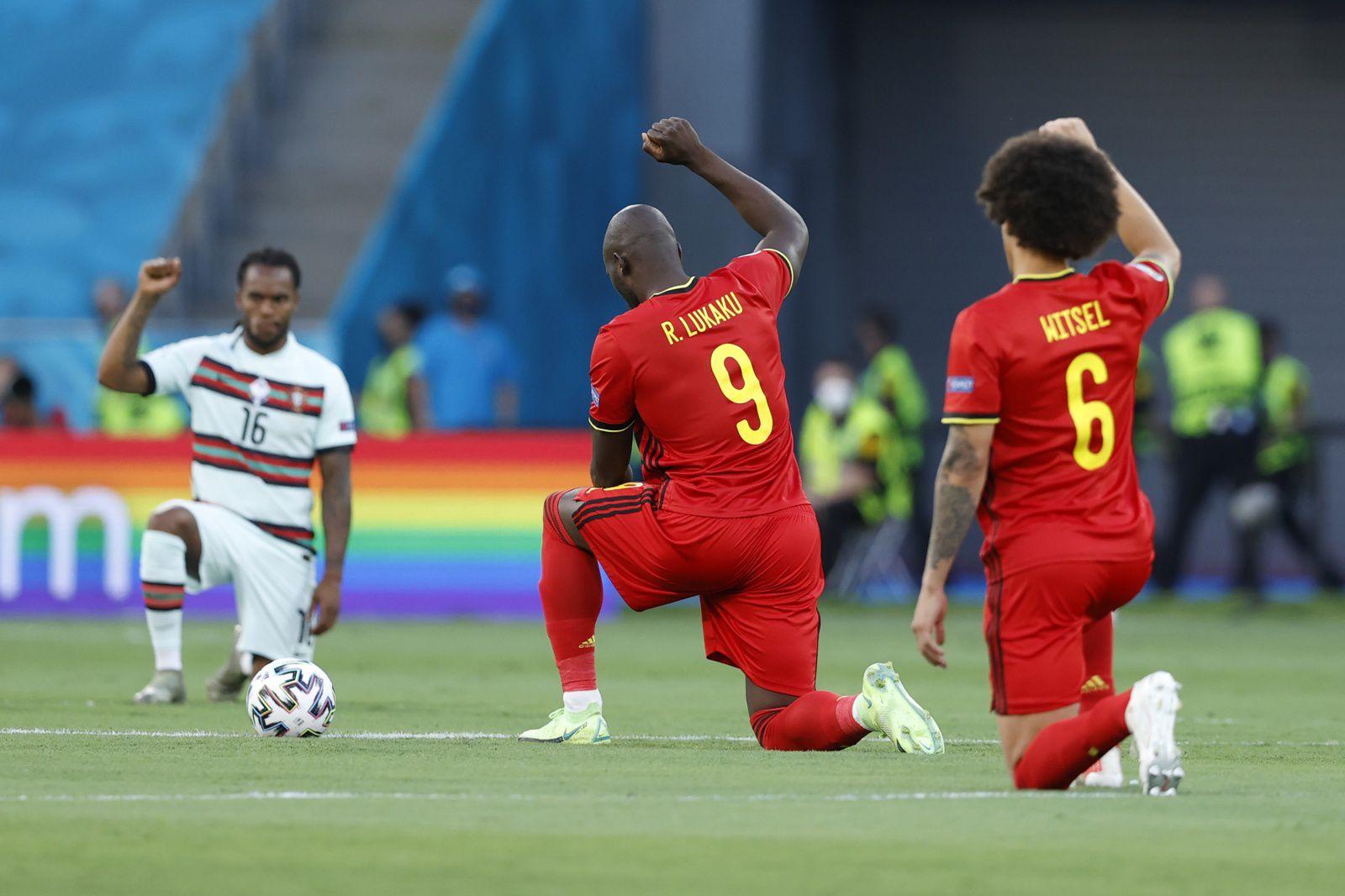EN IMAGES/L'attaquant portugais fait ses adieux avec une prestation terne au Championnat d'Europe, après une phase de groupes au cours de laquelle il a marqué à chaque match.