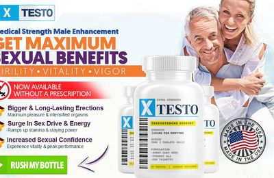 XTesto Reviews : Get Higher Sexual Level with Wild Root!