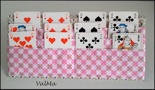 TUTO SUPPORT CARTES A JOUER