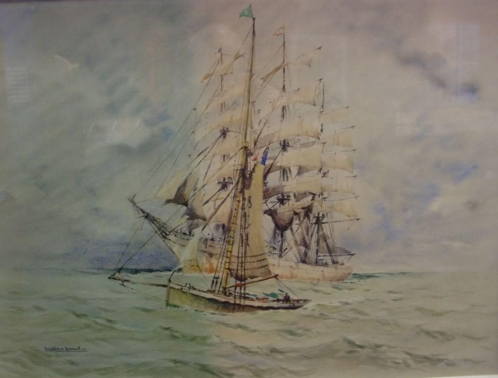 PEINTRE HAVRAIS