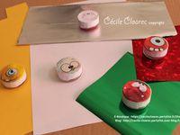 Vidéo YouTube : Tuto DIY Recyclage Bouchon plastique ou Bougie en magnet rigolo !