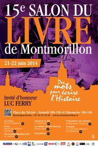15e Salon du Livre de Montmorillon