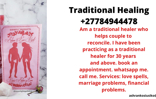 Caring For Your Healing +27784944478