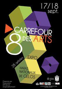 Les artistes de la 8ème édition