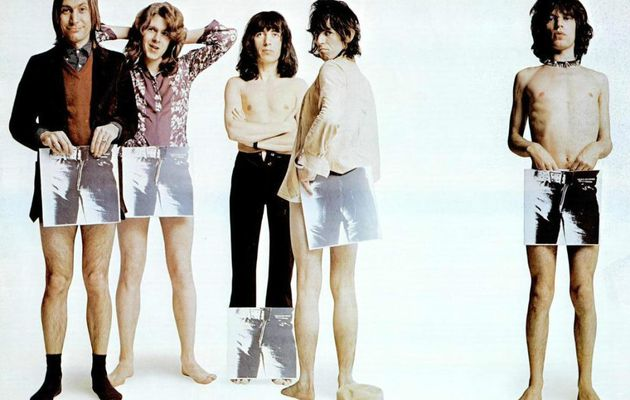 Rolling Stones -Can't You Hear Me Knocking