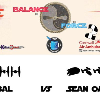 Balance of the Force 2 round 6: Nébal (First Order) vs Sean Oakley (Resistance)