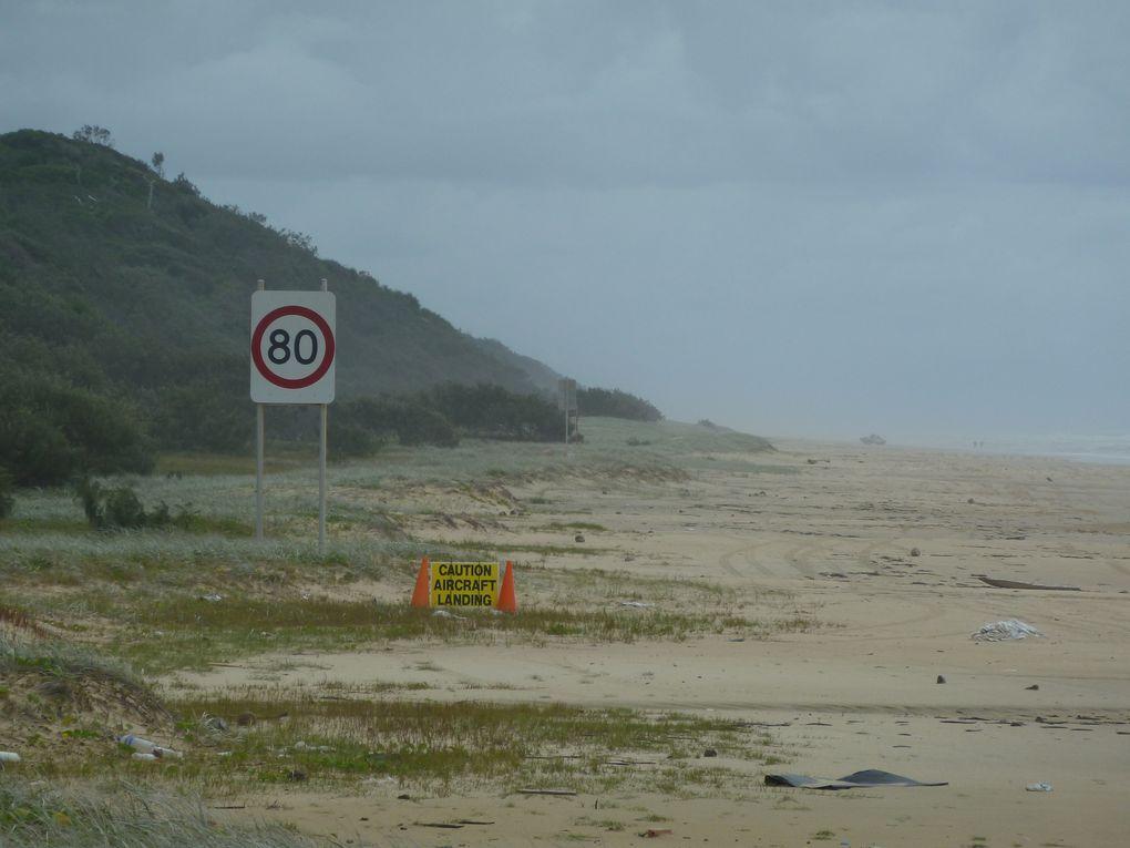 Côte est australienne