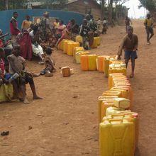 RDC : l'eau potable demeure une denrée rare même à Kinshasa