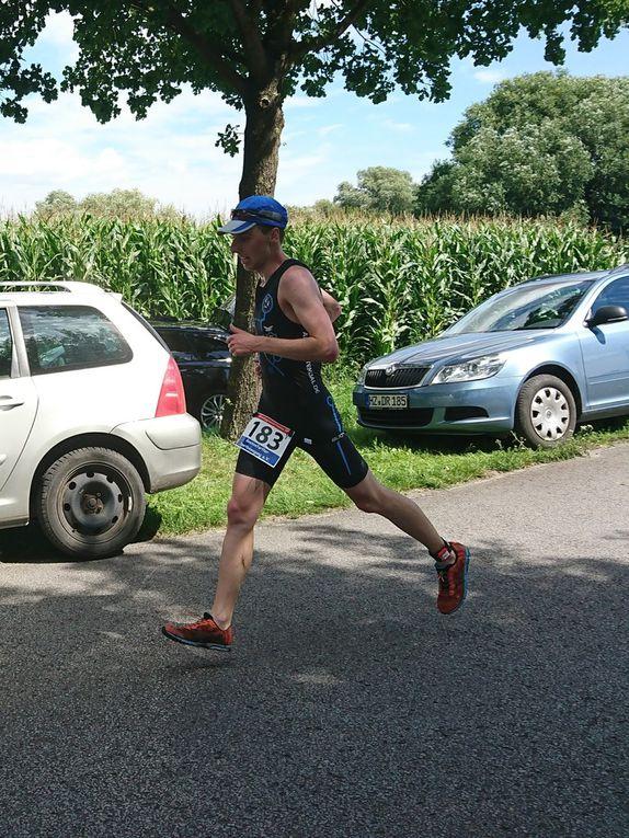 Ergebnisse 2. Salzlandsparkassen-Triathlon (30.07.2017)