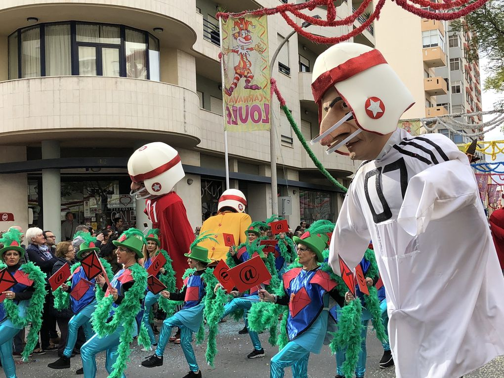 carnaval de LOULE