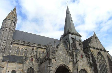 Guérande - Concert de musique sacrée à la collégiale, 1er avril 2012