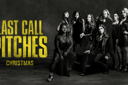 PITCH PERFECT 3 : LES BELLAS REVIENNENT !