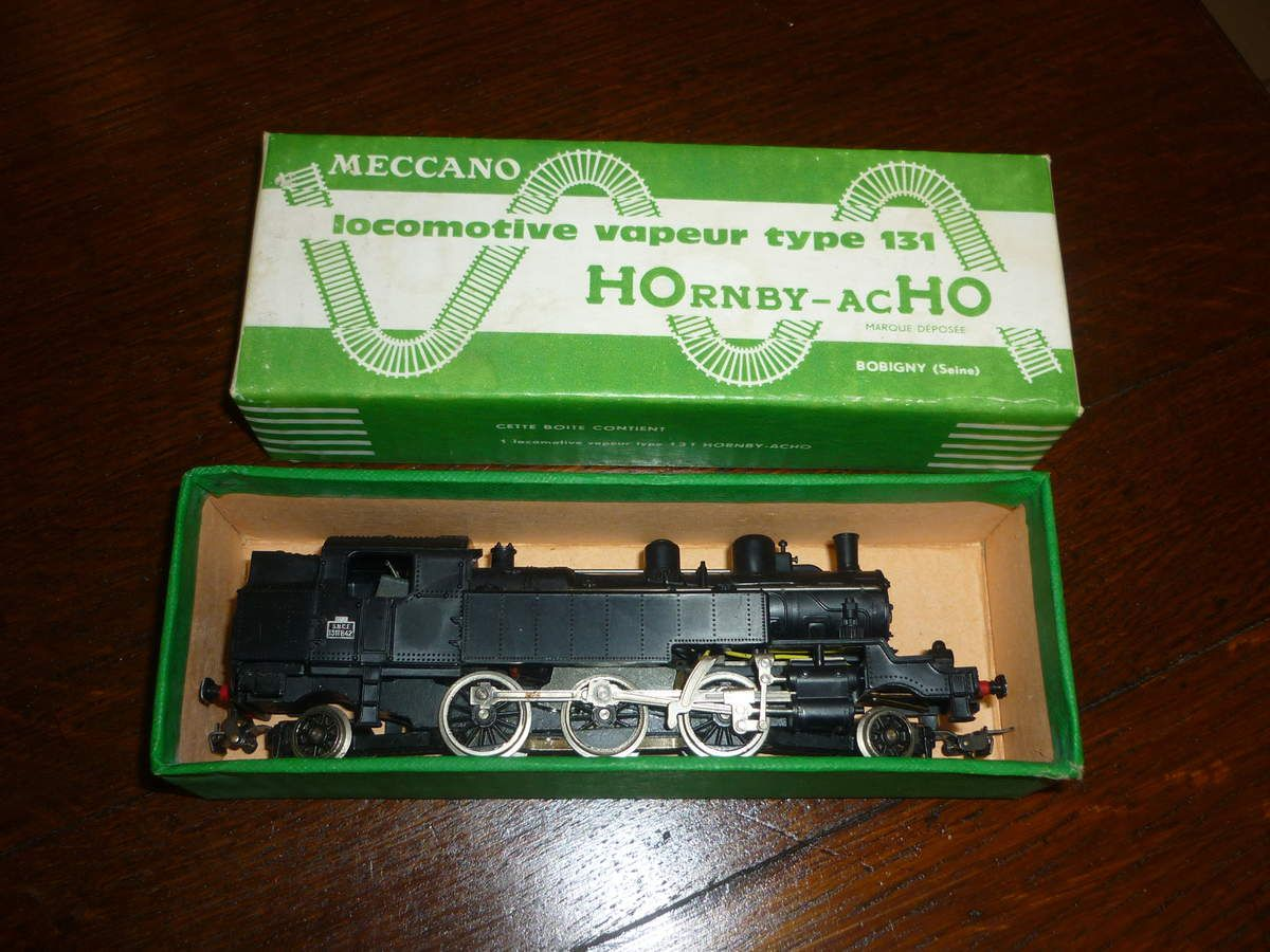 Locomotive Hornby à vendre