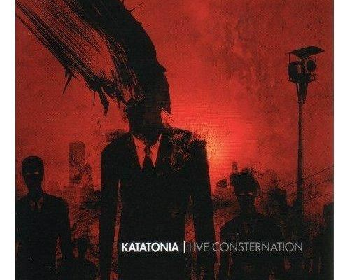 KATATONIA: Live Consternation (2007-DVD) [Dark-Metal Atmosphérique]