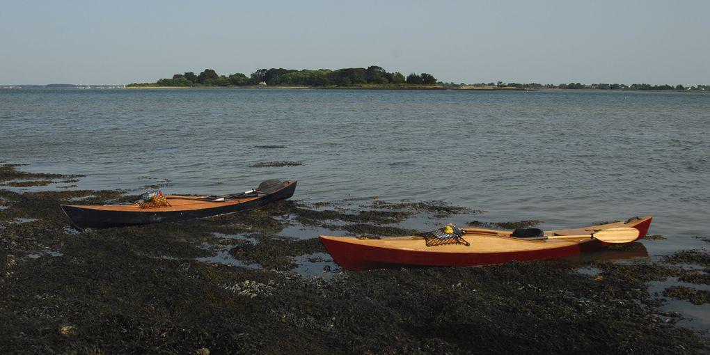 3 Kayaks Léo de retour dans le golfe le 13 juillet