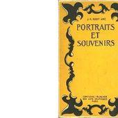 J.-H. ROSNY Aîné : Portraits et souvenirs. - Les Lectures de l'Oncle Paul