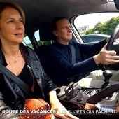 Route des vacances : les sujets qui fâchent - Le Journal du week-end   TF1
