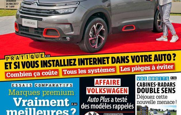 Media : l'Hebdo Auto Plus dévoile 4 nouvelles rubriques en 2018