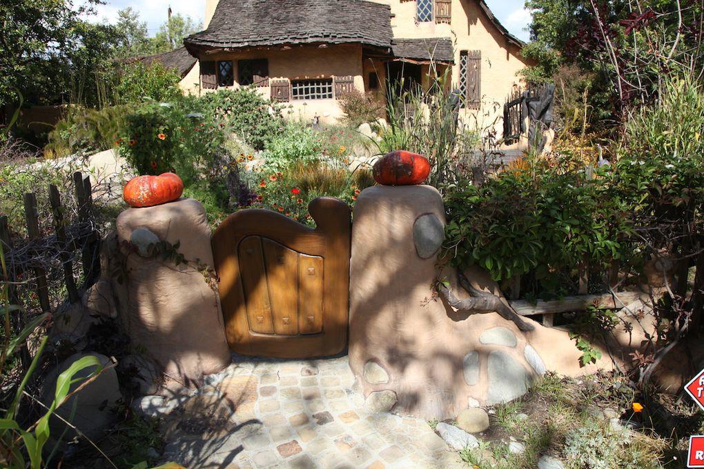 Spadena House ou la maison de la sorcière