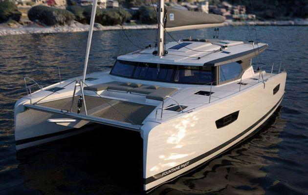 Scoop - rapprochement entre le constructeur de catamarans Fountaine-Pajot et Dufour Yachts