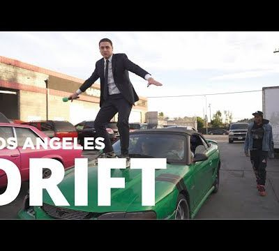 LORIS - LE DRIFT - LOS ANGELES
