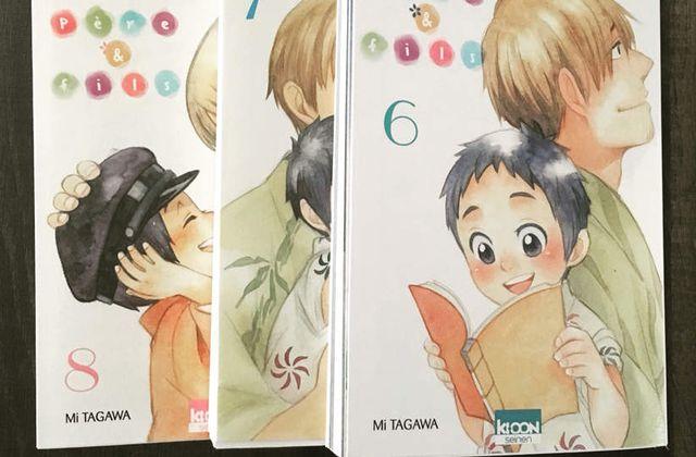 Manga Haul #5