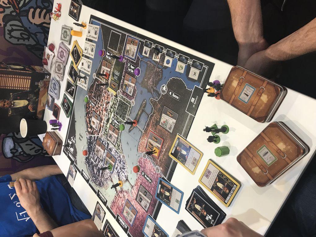 Toujours chez FFG des jeux de plateaux !!! Twilight Imperium 4, Civilization..etc
