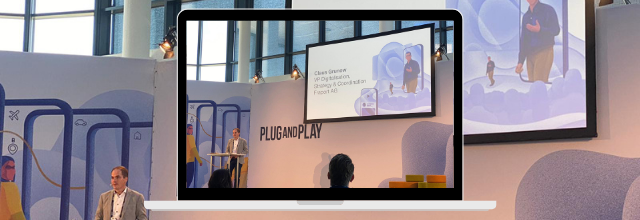 Fraport Launches Cooperation with Plug and Play Tech Center