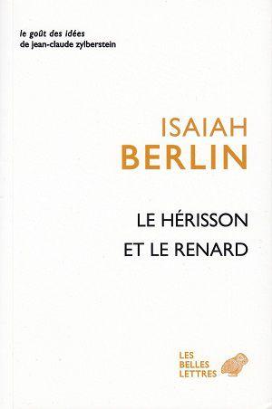 Le hérisson et le renard, d'Isaiah Berlin
