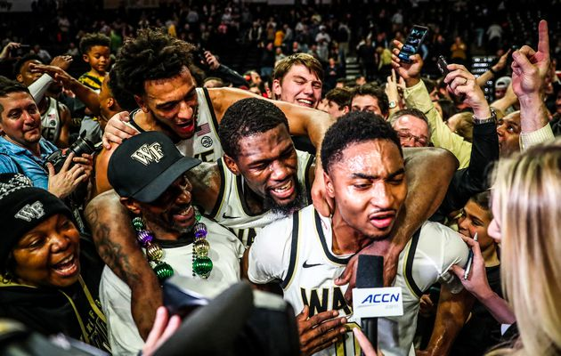 NCAA : Duke battu à Wake Forest avant son périlleux déplacement à Virginia