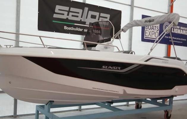 Sunsix – Le nouvel Open de 6 mètres du chantier italien Salpa