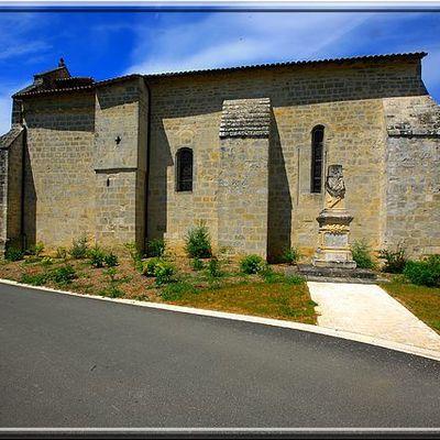 Eglise fortifiée de MESNAC