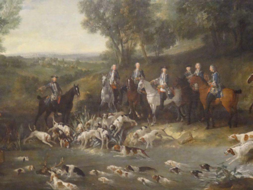 L'halali de Jean Baptiste Oudry