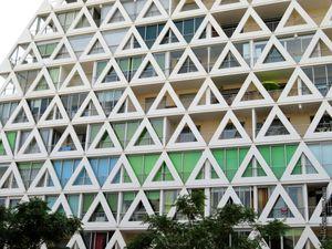 L'architecture particulière de la Grande-Motte