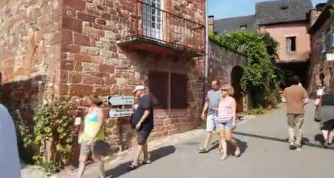 visiter collonges la rouge