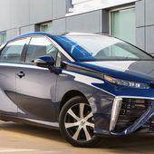Rappel sur la Toyota Mirai! - FranceAuto-actu - actualité automobile régionale et internationale