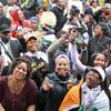 France : Marche Européenne pour la libération de Gbagbo, succès total ! (Images et vidéo)