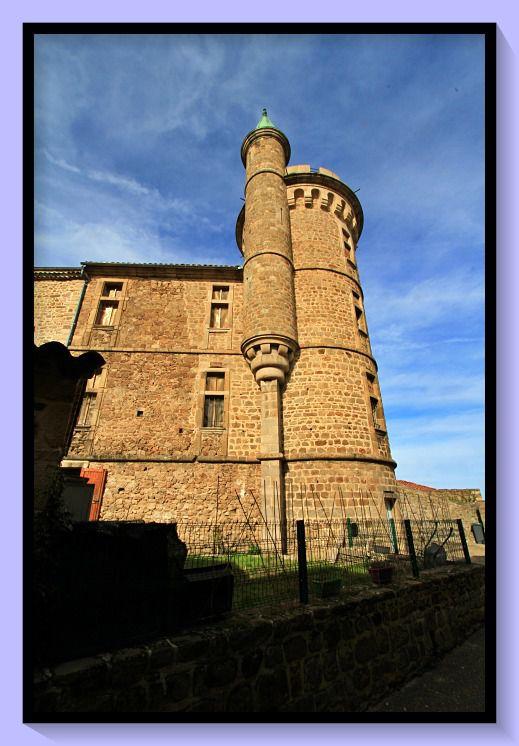 Diaporama château de Virieu - Pélussin