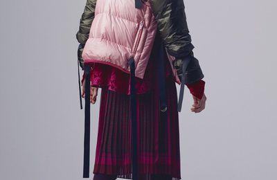 SACAI / PRE FALL 2016 WOMENSWEAR