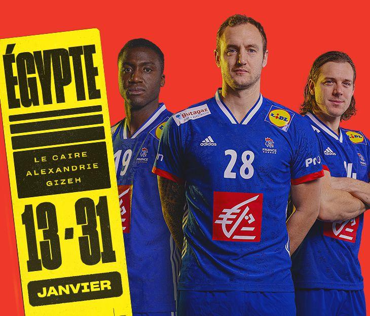 France / Suède, vendredi 29/01 à 17h30 !!