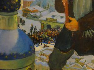 Les prémisses d'un art National-Bolchevique
