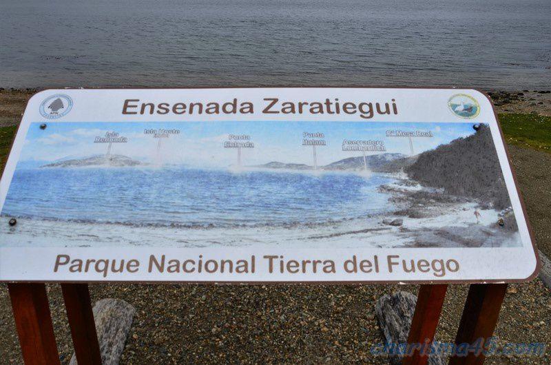 Parque Nacional Tierra Del Fuego, Argentine en camping-car, Argentine en camping-car