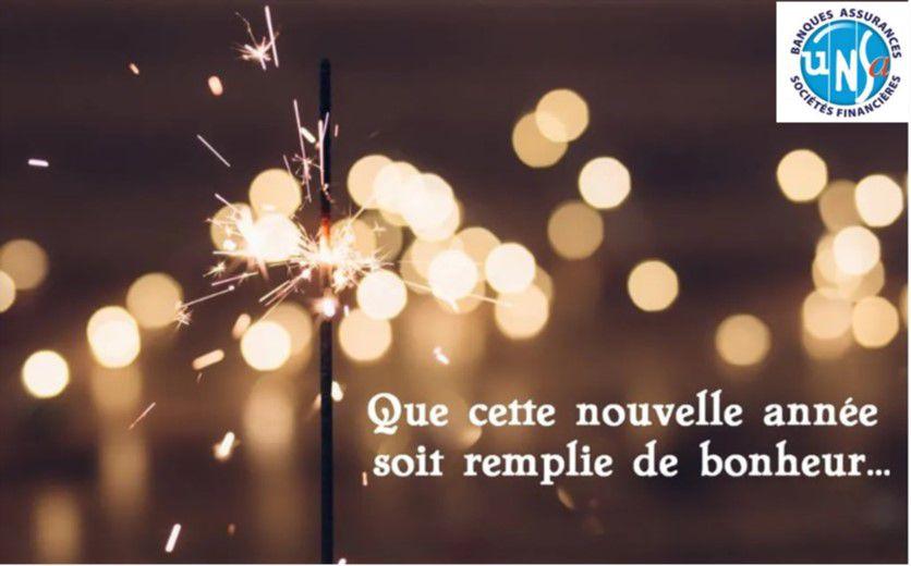 Bonne et heureuse année 2021 !!!!
