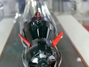 Le drone sous-marin SARMA