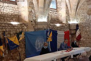 Assemblée générale de l'amicale de la Sidi-Brahim de sénonais