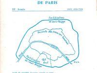 """J.-H. Rosny aîné """"La poursuite dans Plaisance"""" in Revue d'histoire du 14e arrondissement de Paris n°30 (1985-1986)"""
