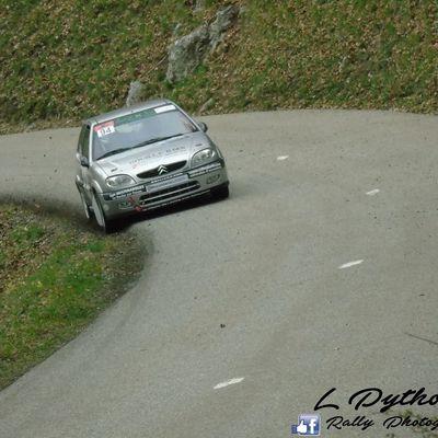 35 ème Rallye Pays de Faverges